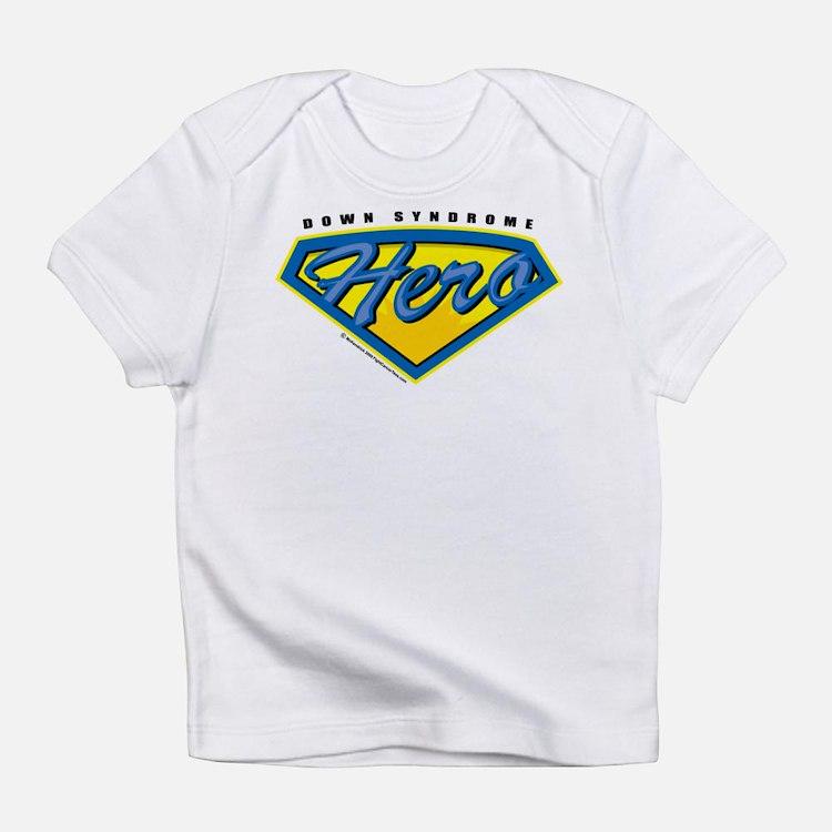 Down Syndrome Super Hero T-Shirt