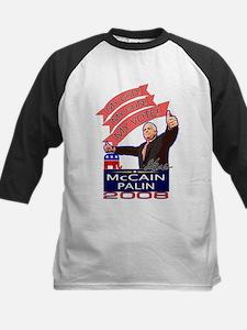 McCain Palin, John McCain-Sarah Palin Tee