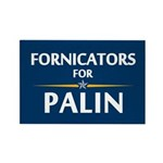 Fornicators for Palin Rectangle Magnet