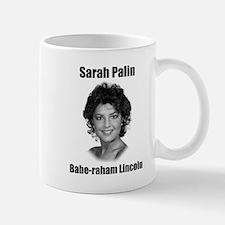 Babe-raham Lincoln Mug