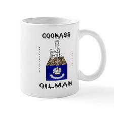 Coonass Oilman Mug