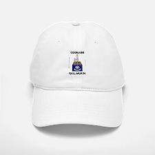 Coonass Oilman Baseball Baseball Cap