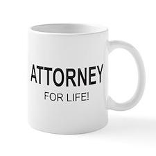 Attorney For Life Mug
