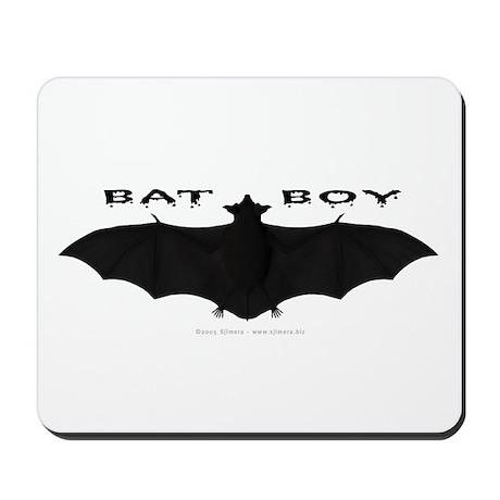 Bat Boy Mousepad