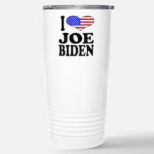 I Love Joe Biden Travel Mug