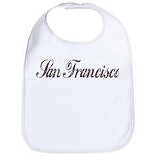 Vintage San Francisco Bib
