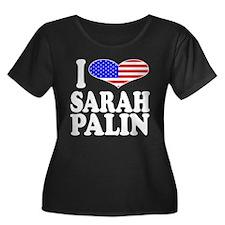 I Love Sarah Palin T