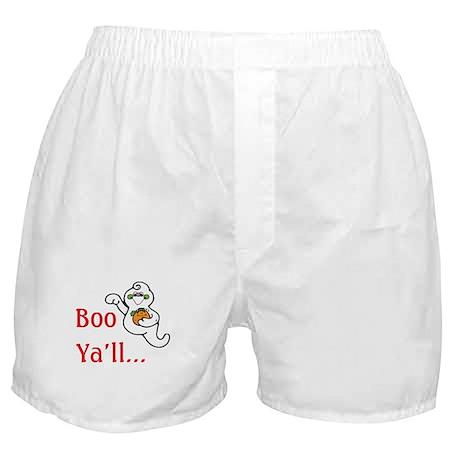 Boo Ya'll Boxer Shorts