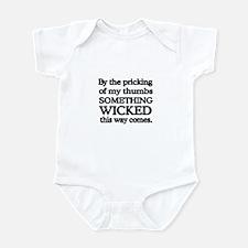Prickly Thumbs Infant Bodysuit