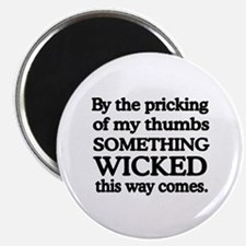 "Prickly Thumbs 2.25"" Magnet (10 pack)"