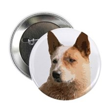 "Cattle Dog 2.25"" Button"