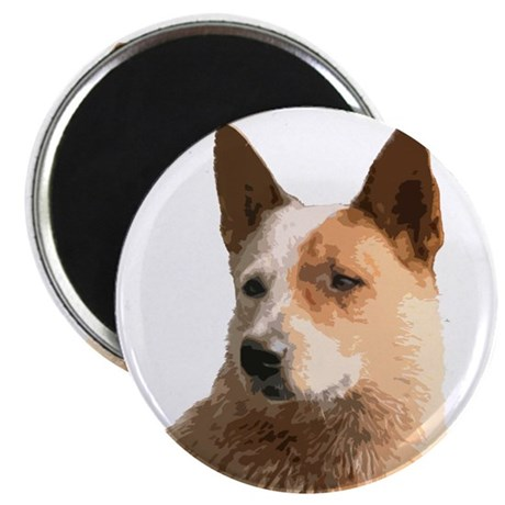 "Cattle Dog 2.25"" Magnet (100 pack)"