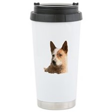 Cattle Dog Travel Coffee Mug