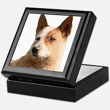 Cattle Dog Keepsake Box