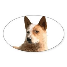 Cattle Dog Decal