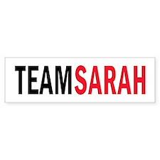Sarah Bumper Bumper Sticker