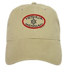 Yeshua Is Messiah Baseball Cap