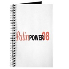 Palin Power 08 Journal