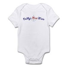 Daddy's First Mate Infant Bodysuit