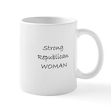 Strong Republican Woman Mug