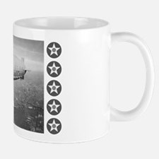 USS Macon Airship Mug