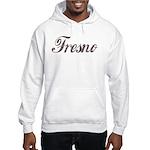 Vintage Fresno Hooded Sweatshirt