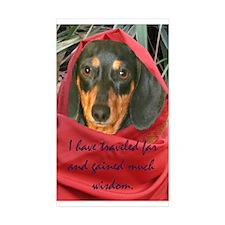 Wisdom Rectangle Sticker 10 pk)