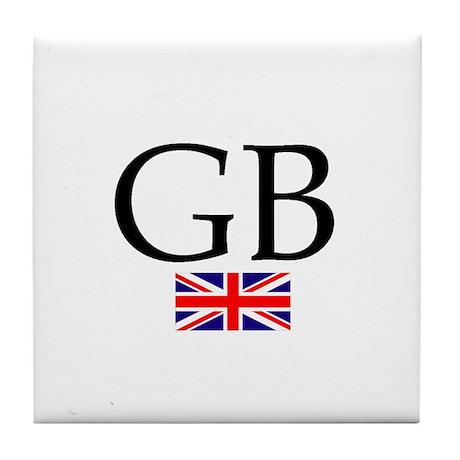 Great Britain Tile Coaster