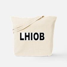 LHIOB Tote Bag