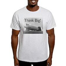 Think Big Airship T-Shirt