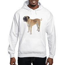 bullmastiff portrait Jumper Hoody