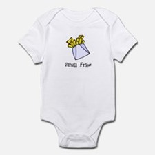 Small Fries Twins/Triplets Infant Bodysuit