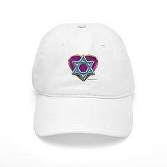Heart For Israel Baseball Cap