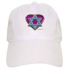 Heart For Israel Baseball Cap