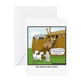 Book of mormon Greeting Cards
