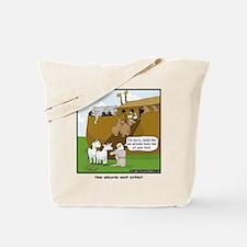 Unicorn Extinction Tote Bag