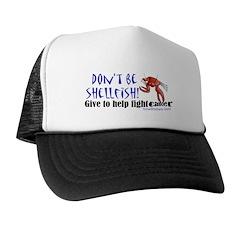 Don't Be Shellfish Trucker Hat