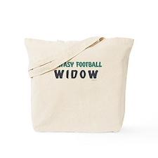 Fantasy Football Widow Tote Bag