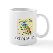 Golfing Granny Mug