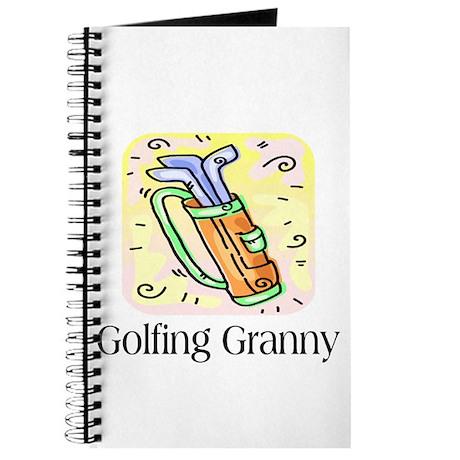 Golfing Granny Journal