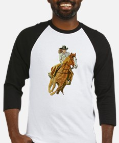 Rodeo - Cow Girl Baseball Jersey