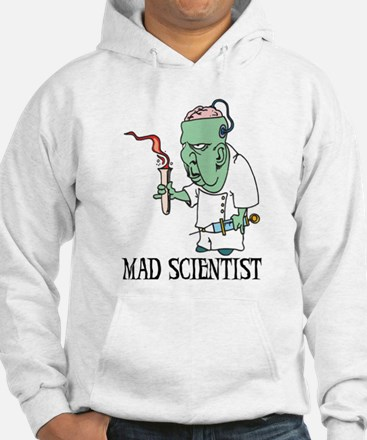 Mad Scientist Hoodie Sweatshirt