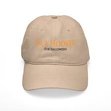 Halloween Slut Costume Baseball Cap