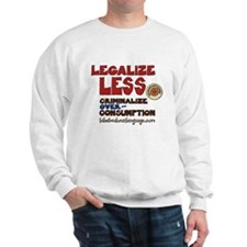 Legalize Less Sweater