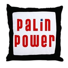 Palin Throw Pillow