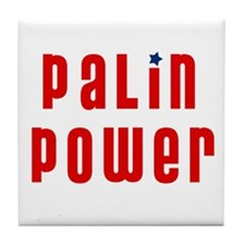 Palin Tile Coaster