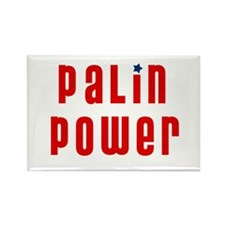 Palin Rectangle Magnet (100 pack)