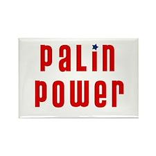 Palin Rectangle Magnet