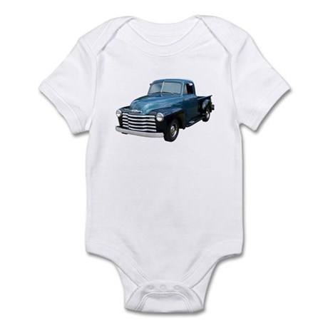 1953 Pickup Truck Infant Bodysuit