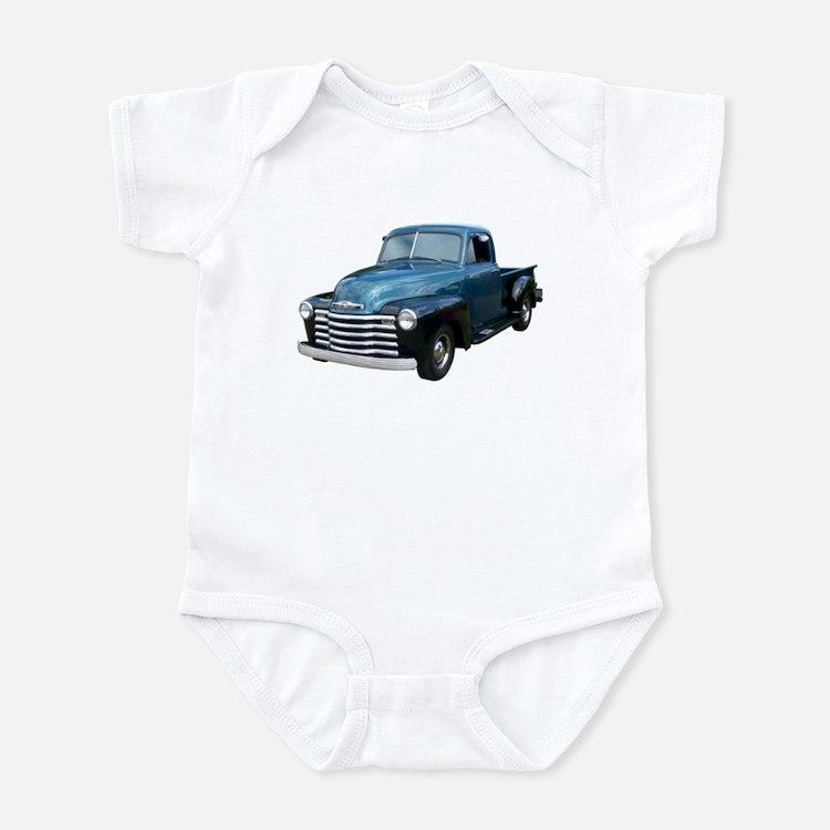 1953 Pickup Truck Infant Bodysuit